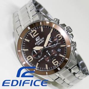 エディフィス腕時計 EFR-553D-5B クロノグラフ メンズ CASIO カシオ 新品 無料ラッピング可|ttshop-trust