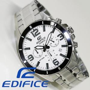 エディフィス腕時計 EFR-553D-7B クロノグラフ メンズ CASIO カシオ 新品 無料ラッピング可|ttshop-trust