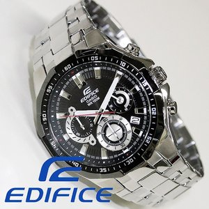 エディフィス腕時計 EFR-554D-1AV クロノグラフ メンズ CASIO カシオ 新品 無料ラッピング可|ttshop-trust