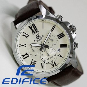 エディフィス腕時計 EFV-500L-7AVクロノグラフ メンズ CASIO カシオ 新品 無料ラッピング可|ttshop-trust