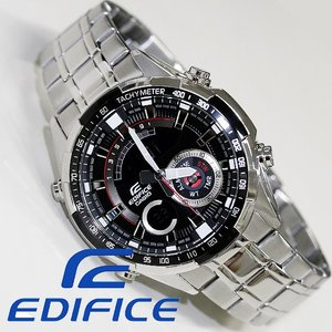 エディフィス腕時計 ERA-600D-1A クロノグラフ デジアナ デジタル アナログ メンズ CASIO カシオ 新品 無料ラッピング可|ttshop-trust