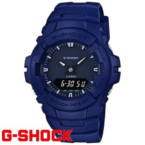 G-SHOCK 腕時計 メンズ 時計 デジタル アナログ デジアナ 海外モデル Gショック G-100CU-2A CASIO 新品 無料ラッピング可|ttshop-trust