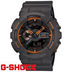 G-SHOCK 腕時計 メンズ 時計 デジタル  海外モデル Gショック CASIO GA-110TS-1A4 新品 無料ラッピング可|ttshop-trust