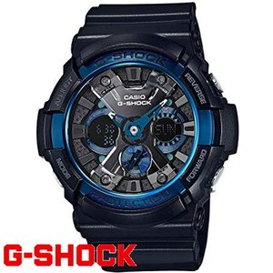 Gショック G−SHOCK g-shock 腕時計 GA-200CB-1A CASIO デジアナ メンズウォッチ 海外モデル 新品 無料ラッピング可|ttshop-trust