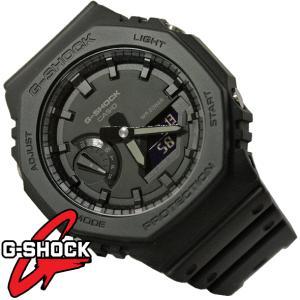 Gショック G−SHOCK g-shock 腕時計 メンズ 時計 デジアナ デジタル アナログ ワールドタイム 海外モデル CASIO GA-2100-1A1 新品 無料ラッピング可|ttshop-trust
