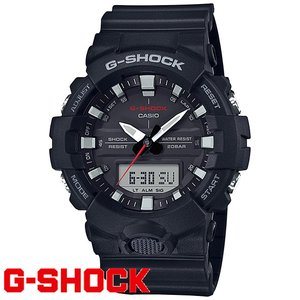 G-SHOCK 腕時計 メンズ 時計 デジアナ デジタル アナログ  海外モデル Gショック CASIO GA-800-1A 新品 無料ラッピング可|ttshop-trust