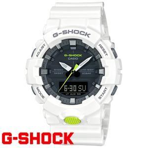 G-SHOCK 腕時計 メンズ 時計 デジアナ デジタル アナログ  海外モデル Gショック CASIO GA-800SC-7A  新品 無料ラッピング可|ttshop-trust
