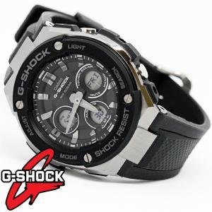 Gショック G−SHOCK g-shock 腕時計 GST-S300-1A GSTS3001A CASIO デジタル/アナログ メンズウォッチ 海外モデル 新品 無料ラッピング可|ttshop-trust