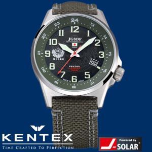 ケンテックス メンズ 腕時計 ミリタリー JSDF 陸自ソーラースタンダード S715M-01  国...