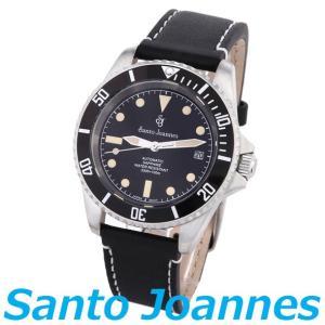 セントジョイナス 腕時計 メンズ 時計 自動巻き アンティーク調 フェイス Santo Joannes SJ101-01 送料無料  新品 無料ラッピング可|ttshop-trust