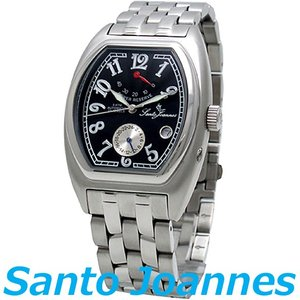 セントジョイナス 腕時計 メンズ 時計 自動巻き パワーリザーブ Santo Joannes SJ5001-02 新品 無料ラッピング可|ttshop-trust
