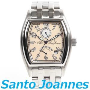 セントジョイナス 腕時計 メンズ 時計 自動巻き パワーリザーブ Santo Joannes SJ5011-07  新品 無料ラッピング可|ttshop-trust