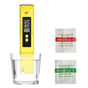 高精度 PH測定器 デジタルPH計 ペーハー測定器 水質測定用の画像