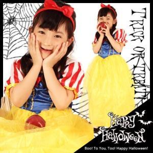 キッズコスプレ/白雪姫ドレスブルー コスプレ  コスプレ衣装  ハロウィン衣装|tu-hacci