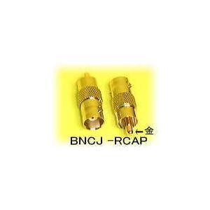 SA-46075 防犯カメラ 監視カメラ用 変換コネクター BNCJ-RCAP|tu-han-net