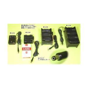 電池ボックス オプション DC9V単1x6本タイプ 【SA-47249】|tu-han-net