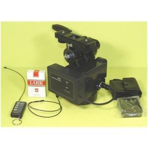 【SA-48872】 屋内仕様 ワイヤレスコントロール パンチルト雲台セット|tu-han-net