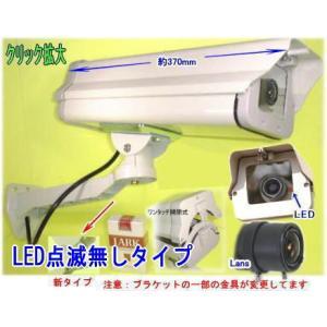 【SA-5000D PRO(49333)】 防犯カメラ・監視カメラ 屋外防雨仕様ダミーカメラ LED点滅無しタイプ|tu-han-net