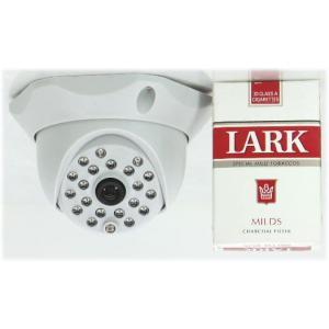 【SA-49496W】 防犯カメラ・監視カメラ 27万画素カラー 赤外線照射器内蔵 ドームカメラ  f=4.0mm 最低照度0.2LUX 水平画角約62度|tu-han-net