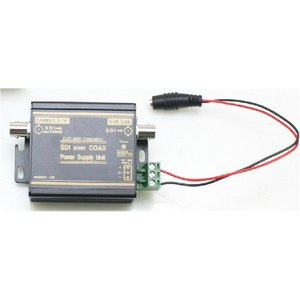 【SA-50690】 防犯カメラ・監視カメラ用 HD-SDI用ワンケーブルシステム受信機(モニター側)のみ HD-SDI(3G-SDI対応)|tu-han-net