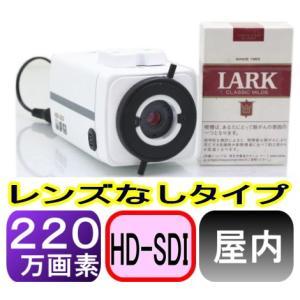 【SA-50723】 2.1メガピクセル(HD-SDI)屋内用防犯カメラ 210万画素 フルHD(1920x1080p)  レンズ無しタイプ|tu-han-net