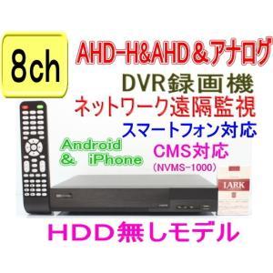 【SA-51065】8CH AHD-H&AHD&CVBSアナログ対応 DVR録画機 (1080p時:12fps/ch または 720p&アナログCVBS(960H)時:25fps/ch) (HDD無しタイプ)|tu-han-net