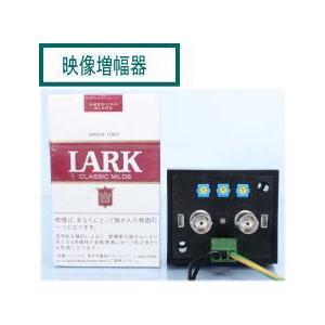 【SA-51078】防犯カメラAHD(720p)+AHD(1080p)専用映像増幅器 周波数(2種)・明るさ調整可能|tu-han-net