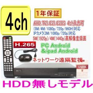 【SA-51241】コンパクトDVR録画機4CH(HDD無し)AHD&TVI(5M,4M,1080p,720p),CVI映像とアナログ(CVBS)を同時に録画可能 tu-han-net