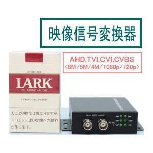 【SA-51410】AHD,TVI,CVI (8M(4K),5M,4M,1080p,720p)、CVBS(アナログ)信号 → HDMI(1080p)出力 映像信号変換器|tu-han-net