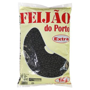 ラテン大和 黒いんげん豆(ポルト) FEIJAO PRETO 重量:1kg