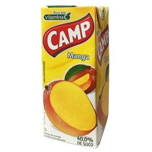 カンピ (CAMP) ネクタージュース マンゴー 1000m...