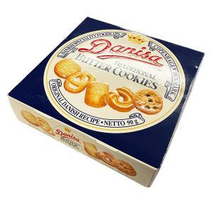 やおきん ダニサ バタークッキー 90g Danisa TRADITIONAL BUTTER COOKIES|tucano