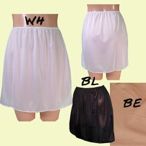 Pretty Mix ペチコート 40丈シンプル 503940 スカートのインナーにぴったり。|tudaya