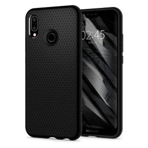 【Spigen】 スマホケース Huawei P20 lite ケース/Nova 3e 対応 TPU...