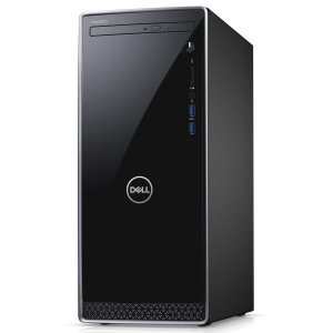 Dell デスクトップパソコン Inspiron 3670 Core i5 ブラック 20Q23/W...