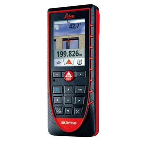 (T)タジマ TAJIMA  カラーファインダー搭載の外でも使えるレーザー距離計レーザー距離計 ライカディスト D510 DISTO-D510 ※代引き不可 万全の3年間保証|tugiteyasan