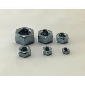 【メール便可】 六角ナット 一種 メッキ ユニクロ  M8  (P1.25)   ボルト用