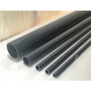 ビニールパイプ 薄肉管 VU40  1m  塩ビ管・塩ビパイプ・硬質塩化ビニールパイプ|tugiteyasan