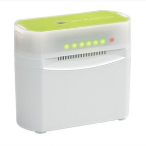 ラトックシステム Bluetooth エアクオリティ モニター REX-BTPM25V