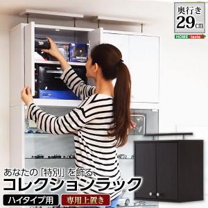コレクションラック【-Luke-ルーク】深型ハイタイプ(専用上置き)|tuhan-station