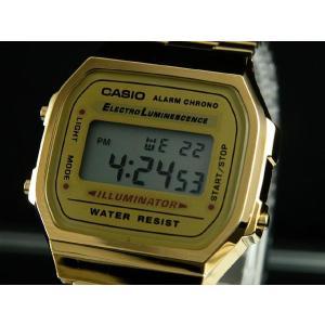 カシオ CASIO デジタル 腕時計 A168WG-9WDF|tuhan-station