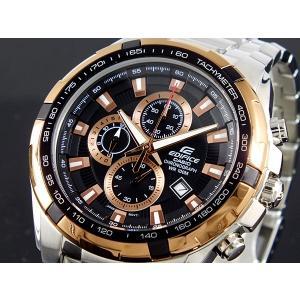 カシオ CASIO エディフィス EDIFICE 腕時計 EF-539D-1A5V ブラック|tuhan-station