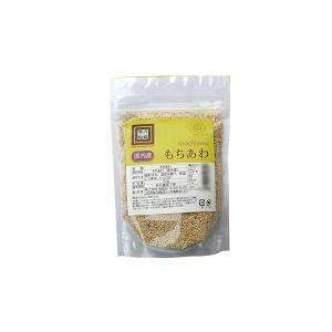 【代引き不可・同梱不可】贅沢穀類 国内産 もちあわ 150g×10袋