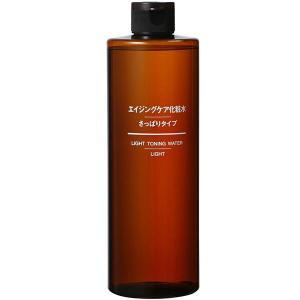 無印良品 エイジングケア化粧水 さっぱりタイプ(大容量) 4...