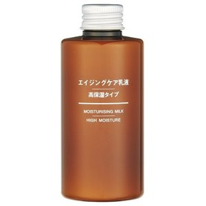 無印良品 エイジングケア乳液・高保湿タイプ 150ml...