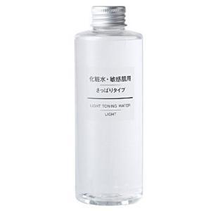 無印良品 化粧水・敏感肌用・さっぱりタイプ 200ml...
