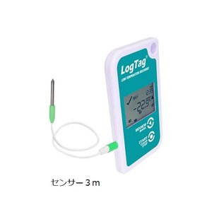 超低温対応温度ロガー(外部センサータイプ)  MH08606 aso 63-6325-92 医療・研究用機器|tukishimado5
