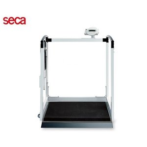 ●商品名 デジタル多機能スケール[検定付]3級 seca685 体重計・ヘルスメーター(身長計付き含...