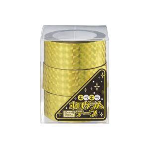 ato6230-5167 ホログラムテープ 金 ...の商品画像