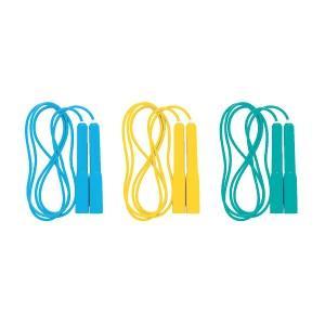 ●教育施設様限定商品 フィットネスロープ 教材用 黄 ed 148035|tukishimado5